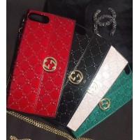 グッチ iphone xケース ショルダー 手帳型 ブランド グッチ アイフォン8/7/6s/6 plus Gucci コピー 携帯カバー バッグ 女性