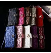 マイケルコース iphone x/8/7/6s/6 手帳型ケース マイケルコース ギャラクシー S9/s8 plus Galaxy note9 カバー