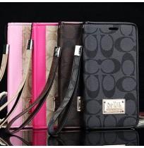 COACH iphone X/8/8 plus アイフォン7/6/6s plus手帳ケース コーチ galaxy s8/s7/s9plus  アイフォンxs/xs max XR カバー レザー