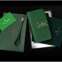ケイトスペード  アイフォンXR/XS/XS MAX手帳型ケース ブランドiphone X/8/7/6s/5s/5c プラス レザーケース ケイトスペード galaxy s8/s7 plus s7edge手帳カバー カード収納 男女兼用