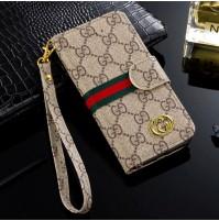 グッチ ブランドgalaxy s9/s9+ s8/s8+ s7edge手帳ケース 偽物 Gucci iphoneXS/XS MAXカバー XR 8/7/6s/6手帳型ケース ビジネス風 男女兼用 ストラップつき