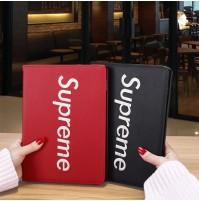 シュプリーム 新型 ipad 9.7ケース シュプリーム iPad air2/3/4 ケース supreme アイパッド ミニ4/3/2/1 対応カバー