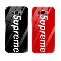 シュプリーム ギャラクシーs9/s8 プラスカバー supreme galaxy s7/s6 edge plusカバー シュプリーム galaxy note8ケース