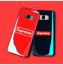 シュプリーム iphone X ケース シュプリーム風 ギャラクシー s9/s8 プラスカバー supreme アイフォン 8/7/6s/6 plus ケース huawei