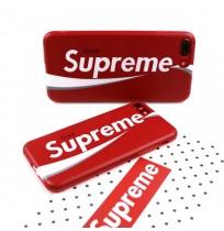 シュプリーム ペプシ iphone8plus ケース supreme PEPSI アイフォン7/7 plus 6s/6s plus 6/6 plus カバー レッド メンズ レディース