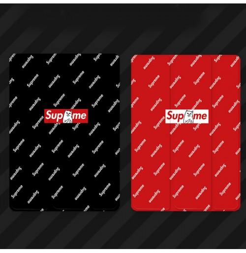 シュプリーム iPad Pro 9.7 レザーケース supreme RIP N DIP アイパッド4/3/2 カバー シュプリーム ipad mini4/3/2 カバー アイパッド air2/1 ケース supreme iPad Pro 10.5 カバー