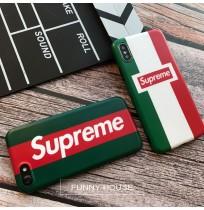 シュプリーム iphone x ケース ソフト Split Rugby シュプリーム アイフォン8プラス カバー supreme iphone7plus iphone6s plus iphone6s iphone6 iphone7 iphone6s ケース