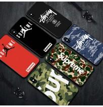 シュプリーム iphone X ケース supreme ギャラクシー s9/s9 プラス カバー シュプリーム Jordan パロディ ステューシー ファーウェイ   P20 Lite ケース 軽量 指紋防止