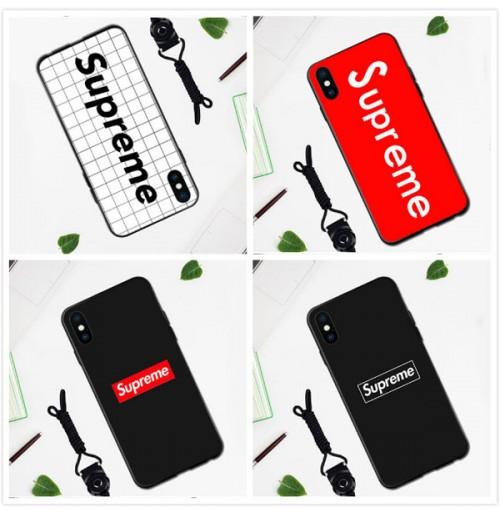 シュプリーム ギャラクシー s9/s9 プラス ケース supreme iphone X カバー 指紋防止 パロディ シュプリーム ファーウェイ P20 Lite ケース 軽量
