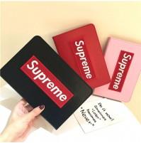 シュプリーム ipad 9.7 ケース supreme アイパッド 第5世代 カバー シュプリーム iPad Air 2 iPad mini 4 3/2/1 ケース ペア
