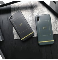 OFF-WHITE iphone8/8plus ケース オフホワイト アイフォン X/XS カバー iphone7/6s/6 ケース 通勤 通学 男女兼用