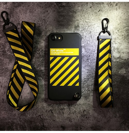 オフホワイト iphoneケース X ブランド メンズ オフホワイト iphone8/8plus カバー オフホワイト iphone7/6s/6 プラス ガラスケース/ソフトケース