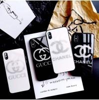 グッチ iphone Xs iphone XS/XS MAXケース CHANEL アイフォン8/7/6s/6 プラス スマホカバー ガラスケース