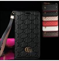 グッチgalaxy s9/s8+ケース ブランド note9/8 手帳型ケース GUCCI iphone X ケース iphone8/8plus   アイフォン7/6s/6 プラスケース