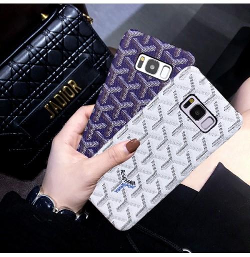 ゴヤール Galaxy S9/S9 plus S8/S8+ケース ブランド Goyard コピー  iphoneX/XR XS/XSMAX カバー GOYARD galaxy note9/8 アイフォン8/7/6S/6PLUS レディース メンズ