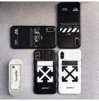 オフホワイト iphoneケース 偽物 XS/XS MAX X/XR携帯ケース OFF-WHITE iphone8/8plus 7/6s/6プラスケース ストリート系  ファッション