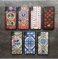 ディーアンドジー D&G iphone XS/XS MAX/XR/Xケース コピー ドルガバ アイフォン8/8プラスケース アイホン7/6s/6カバー