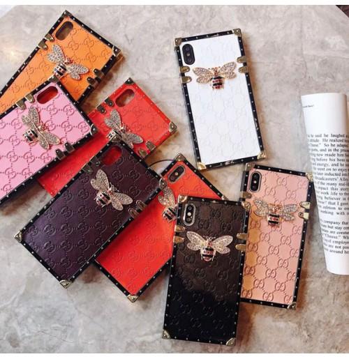グッチ トランク作り XR iPhoneケース X/XS/XS MAX Gucci アイフォン8/7 プラスカバー iphone6s/6 plus携帯ケース ショルダータイプ