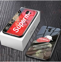 supreme iphoneXRカバー XS/XS MAXケース 8/87/6S/6plus シュプリーム HuaweiP20/P20Proケース Mate20/Mate20Pro スマホカバー