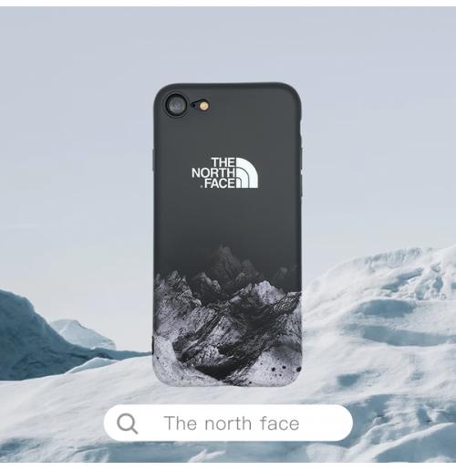 ノースフェイス アイフォンXR/XS/XS MAXケース THE NORTH FACE iphone8/7/6s/6plusカバー 男女兼用