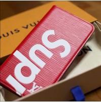 Supreme LOUIS VUITTON コラボレーション iphoneXS MAX/XS/XRスマホケース 手帳型 アイフォンx アイホン8/7/6S/6プラスケース 限定 レア
