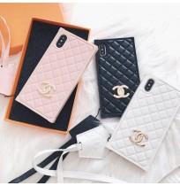 シャネル iphone XsMAX/XS/XRケース パロディ風 アイフォン8/7/6S/6プラスカバー 社会人向け OL風 美品