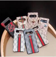 グッチ iphoneケース XSMAX/XS/XR gucci ギャラクシーS10/S10e/S10プラスカバー アイフォン8/7/6s/6plusケース  GGロゴ galaxyS9/S9+ S8/S8+ NOTE8/NOTE9携帯カバー オシャレ