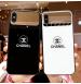 CHANEL iphone xr x xs max ガラス 背面ミラー ケース アイフォン8 7 6s plus 背面ケース 光沢デザイン 化粧直し