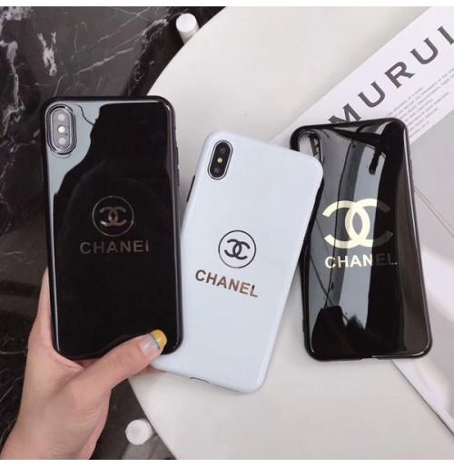 CHANEL レディース iPhoneXS/XR/XSMAX/Xかわいいケース シャネル アイフォン8/7/6S/6プラススマホケース オシャレ