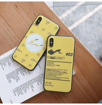 サンダーボルトプロジェクト GALAXY S10/S10+ケース ピカチュウ アイフォンxs/xsmax/xrカバー 藤原ヒロシ ギャラクシーs9/s9+ s8/s8+ iphone8/7/6s/6plus背面ケース