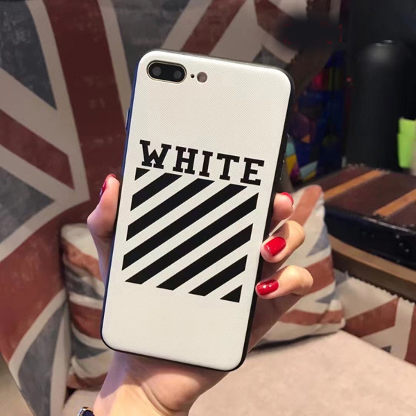 ハードケース OFF-WHITE iPhone8