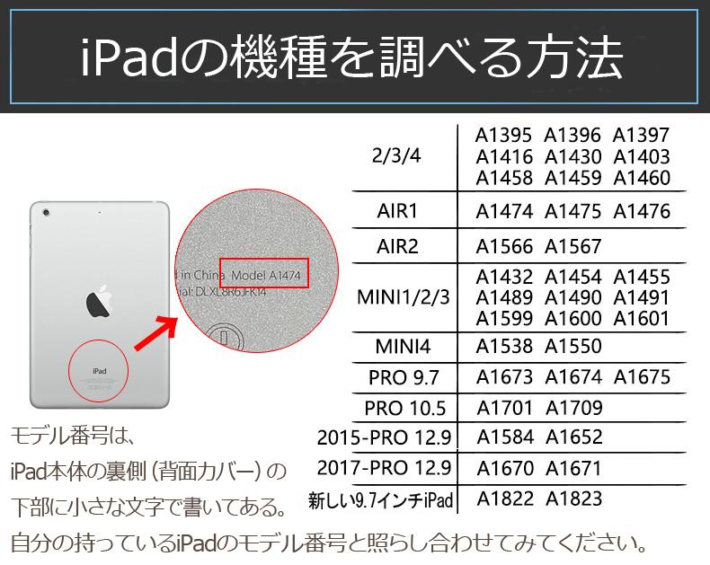 iPad Air2/Airケース 機種