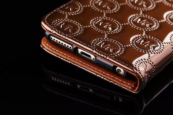 手帳型 MK iphone X カバー