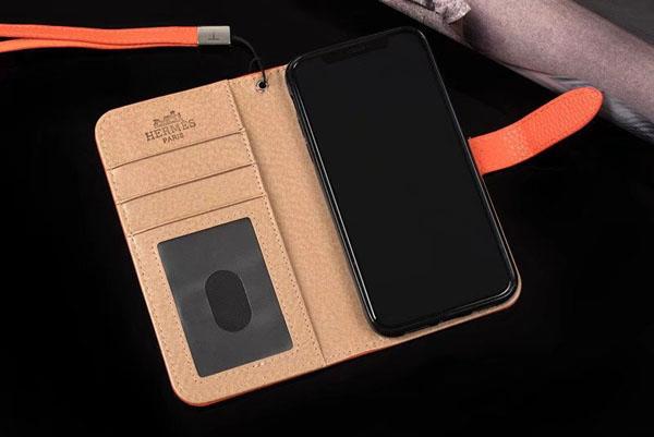 HERMES iphoneX 携帯ケース