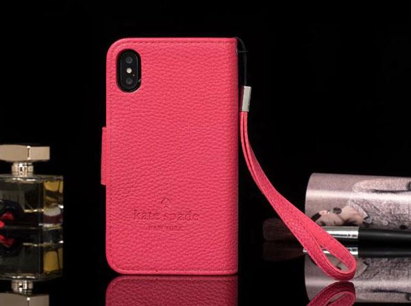 ケイトスペード iphone6s plus 手帳カバー
