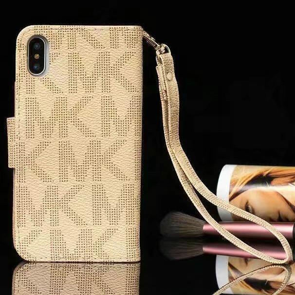 マイケルコース iphone6s plus 手帳型ケース