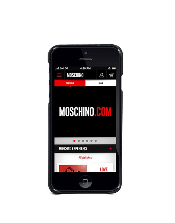 モスキーノ iphone8プラス ケース ブランド