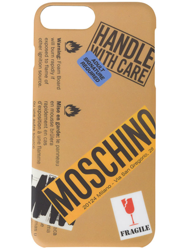 Moschino iphone7plus ケース