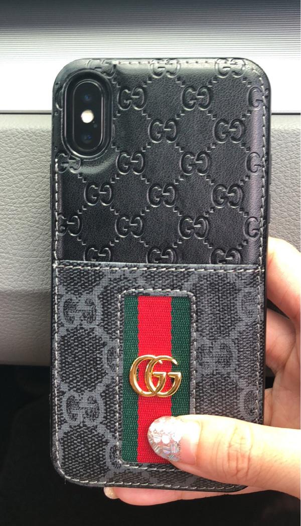 Gucci iphone8plus カバー