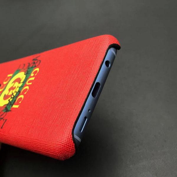 グッチ Galaxy S9 PLUSケース
