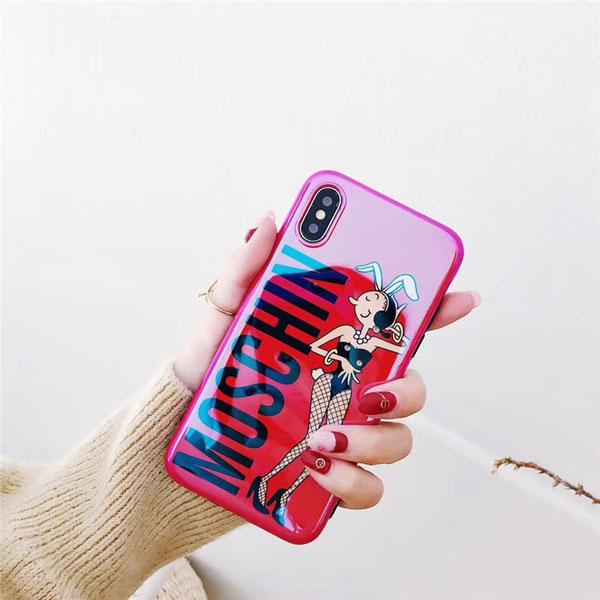 モスキーノ ブランド アイフォン 6 カバー