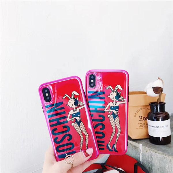 モスキーノ ブランド アイフォン 6plus カバー