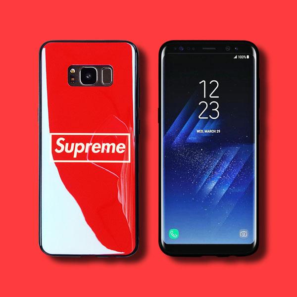 シュプリーム アイフォンXのケース
