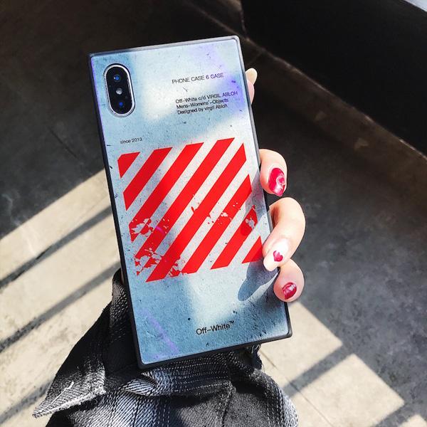オフホワイト iphone8plus カバー