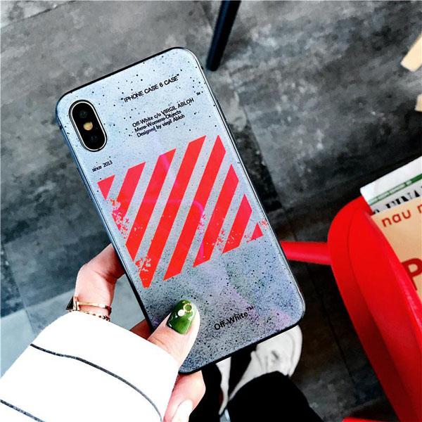 オフホワイト iphone 8plus 背面カバー
