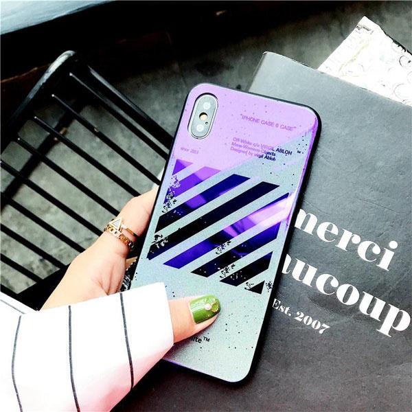 Off-White アイフォンX ス iphone7 ケース