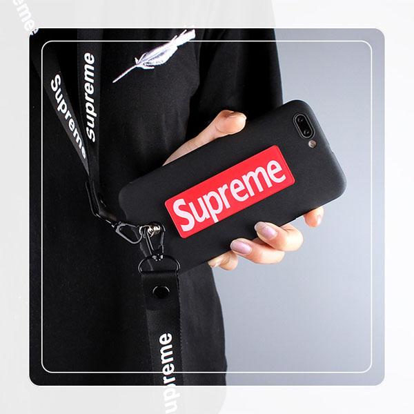 シュプリーム iphone8plus ケース