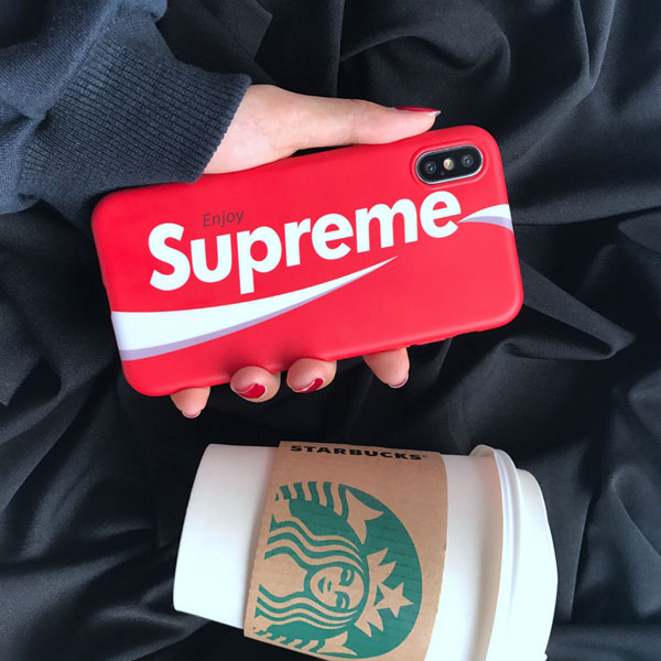 iphone8 シュプリーム ケース