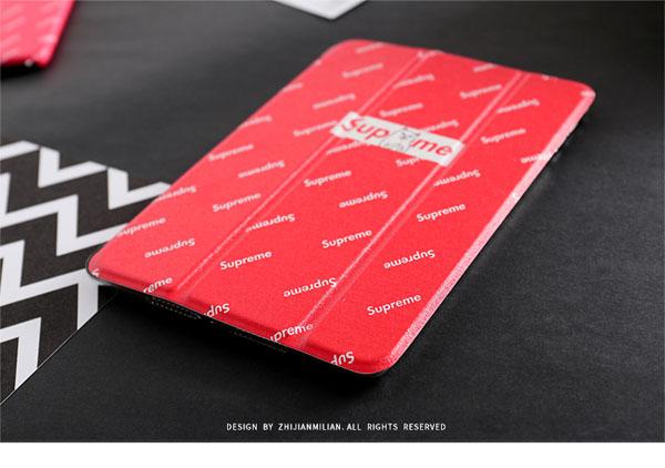 シュプリーム iPad 9.7(2018第6世代/2017第五世代) ケース