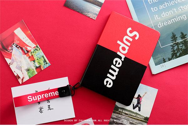 supreme アイパッド エア2 スマートカバー